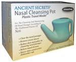 Travel Neti Nasal Clean Plastic 1 EA