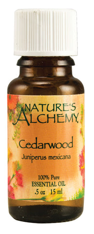 Cedarwood .5 OZ