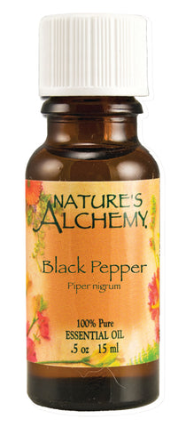 Black Pepper .5 OZ