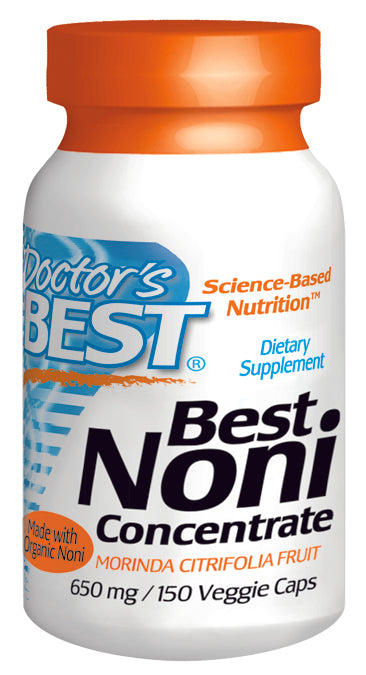 Noni Concentrate 650mg 120 VGC
