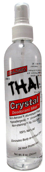 Thai Deodorant Crystal Mist 8 OZ