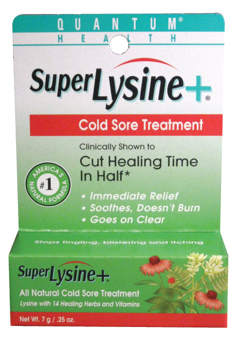 Super Lysine + Cream .25 OZ S