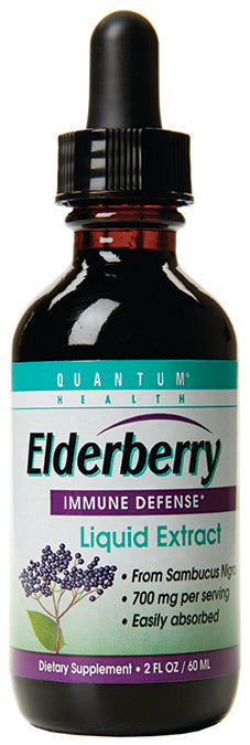 Elderberry Extract Liquid 2 OZ