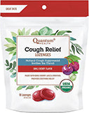 Cough Relief Lozenges Bing Cherry 18 CT