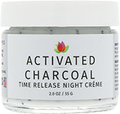 Activ Charc Time Rls Night Creme 2 OZ