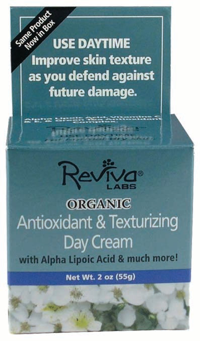 Organic Day Cream w-AlphaLipoic 2 OZ