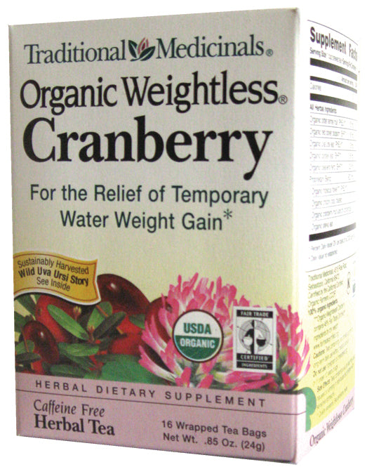 Cranberry 16 BAGS