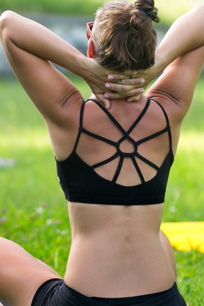 Sunburst Sports Bras