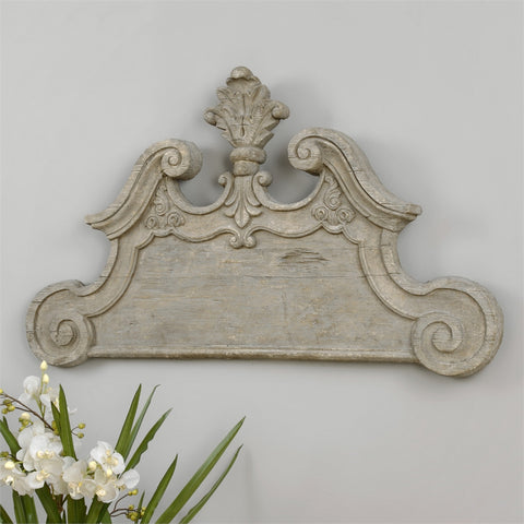 Raimondo Wooden Architectural Wall Plaque ~ Free Shipping
