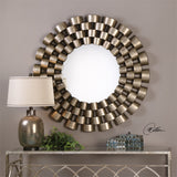 Taurion Silver Circle Mirror ~ Free Shipping