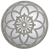 Conselyea Round Mirrored Art ~Free Shipping