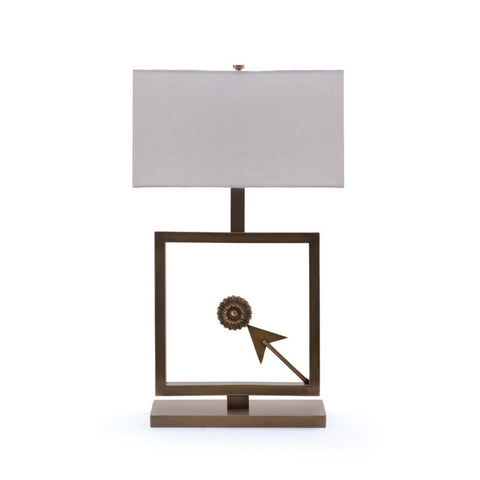 Target Your Goals Table and Desk Lamp ~ Free Shipping