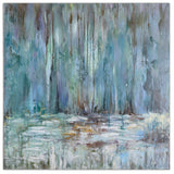 Blue Waterfall ~Free Shipping