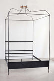 IRON VENETIAN CANOPY BED ~ Free Shipping