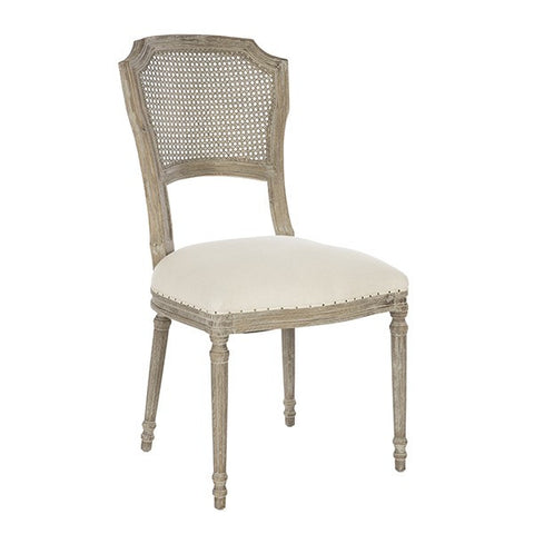 CHELSEA DINING CHAIR IN LEATHER ~ Free Shipping