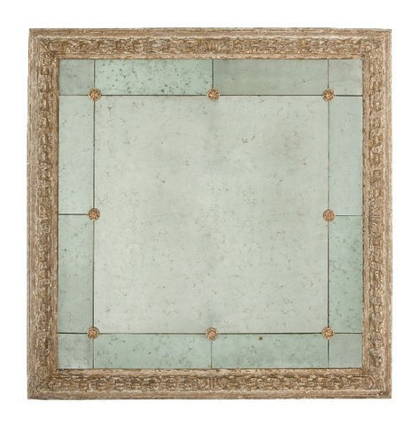 GOLD BILZEN MIRROR ~ Free Shipping