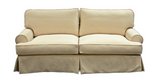 T-Back Collection Slipcovered  Sofa ~ Free Shipping