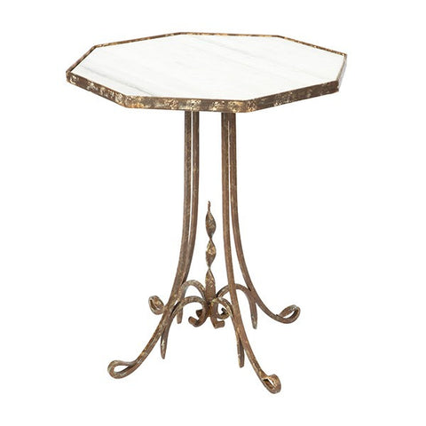 LUND SIDE TABLE ~ Free Shipping