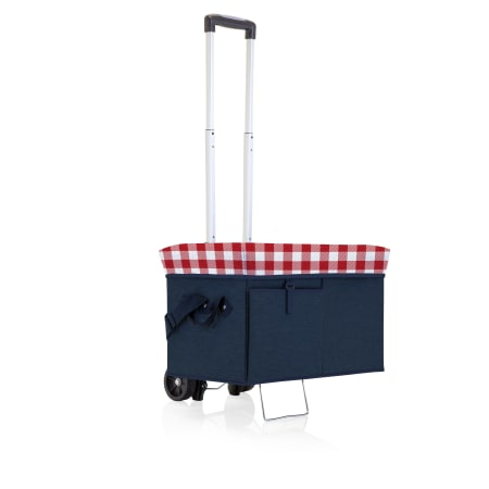 Ottoman Cooler with Wheels for Picnics, Tail-gating and Outdoor fun ~ Free Shipping