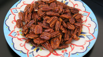 DVanB's Sweet and Spicy Pecans [Recipe]