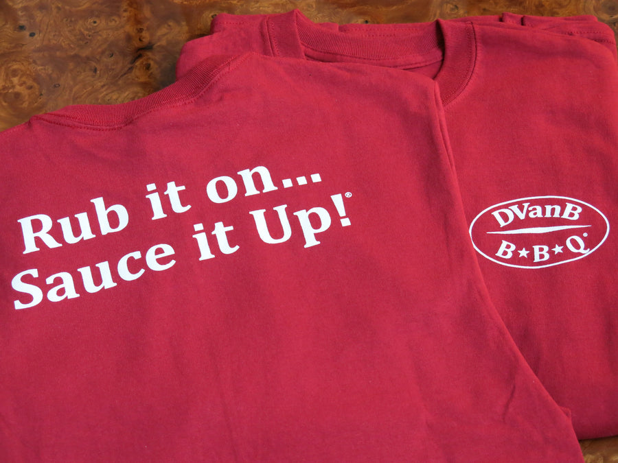 DVanB BBQ® Short Sleeve T-Shirt