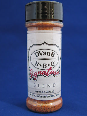 DVanB BBQ® Signature Blend