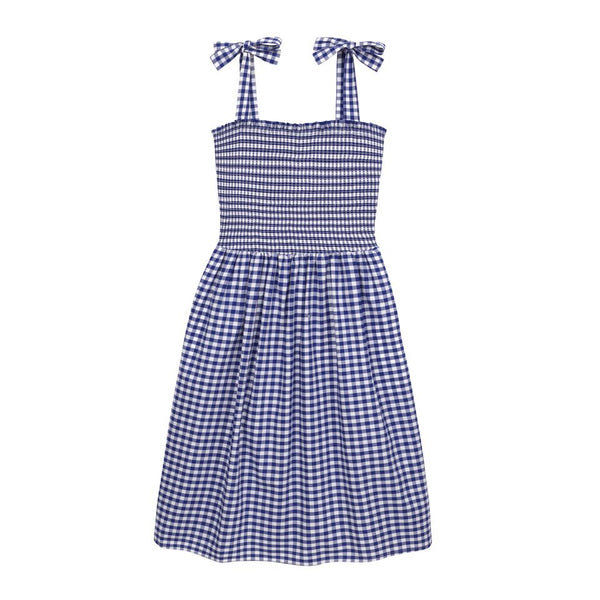 THE SMOCKED DRESS