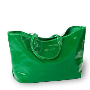 Wellie Market Tote Green