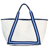 Beach Tote - Navy/Blue