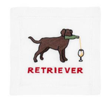 Retriever - Cocktail Napkins