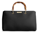 THE AVERY BAG - BLACK