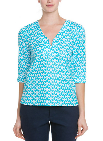 Tippi Top - Tear Drop Turquoise