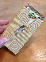 DIY Business Card or Punch Card Holder