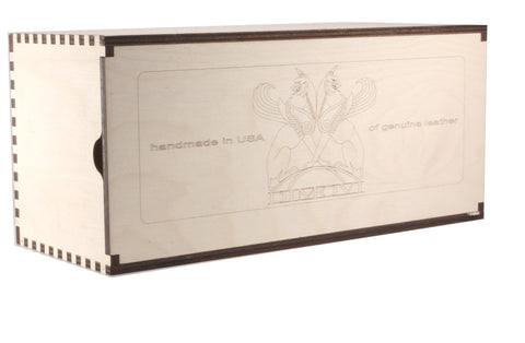 custom laser cut finger jointed boxes outfab. Black Bedroom Furniture Sets. Home Design Ideas