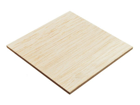 balsa wood for laser cutting