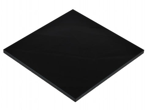 "Solid Black Acrylic</h1><p>thickness ≈ 1/8""<p>includes laser cutting, material, & US shipping</p>"