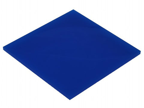 "Solid Royal Blue Acrylic</h1><p>thickness ≈ 1/8""<p>includes laser cutting, material, & US shipping</p>"