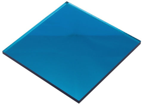 "Mirror Blue Acrylic</h1><p>thickness ≈ 1/8""<p>includes laser cutting, material, & US shipping</p>"