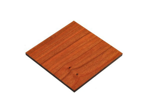 cherry wood for laser cutting custom jewelry, decoration