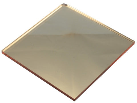 "Mirror Gold Acrylic</h1><p>thickness ≈ 1/8""<p>includes laser cutting, material, & US shipping</p>"