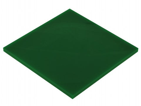 "Solid Forest Green Acrylic</h1><p>thickness ≈ 1/8""<p>includes laser cutting, material, & US shipping</p>"