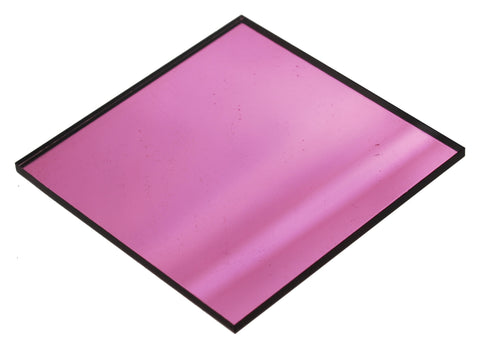 "Mirror Pink Acrylic</h1><p>thickness ≈ 1/8""<p>includes laser cutting, material, & US shipping</p>"