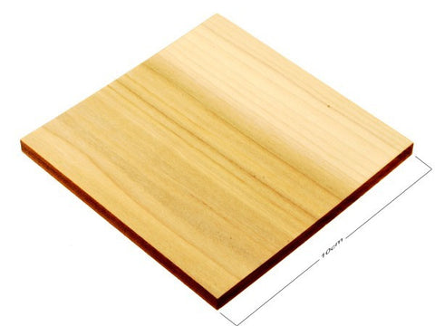 "Solid Yellow Poplar (Tulip Tree)</h1><p>thickness ≈ 1/4""<p>includes laser cutting, material, & US shipping</p>"
