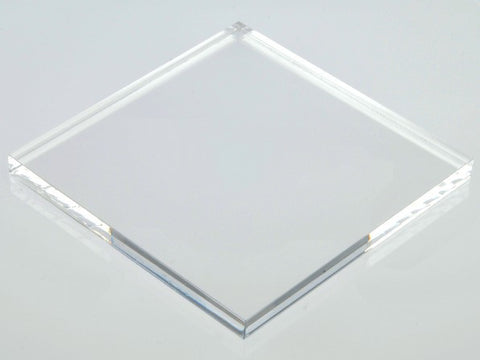 "Transparent Clear Acrylic</h1><p>thickness ≈ 1/4""<p>includes laser cutting, material, & US shipping</p>"