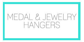 MEDAL AND JEWELRY HANGERS