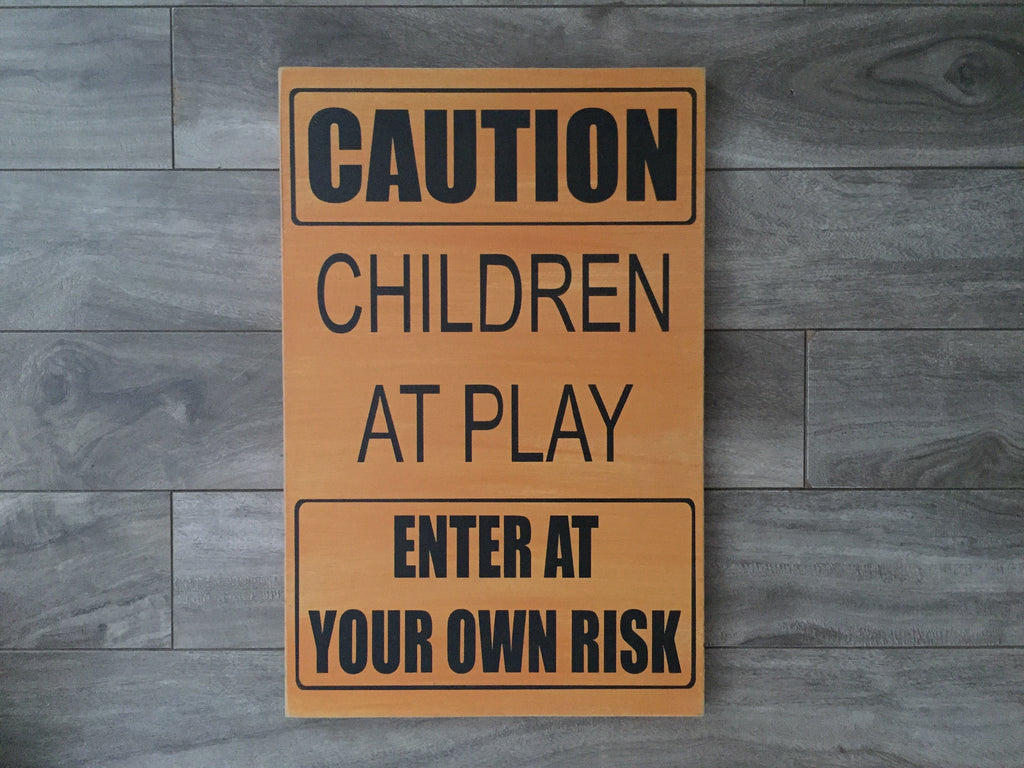 Stock - Children at play