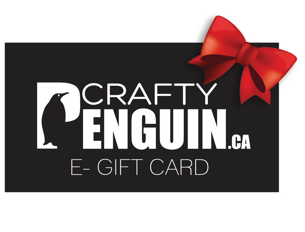 Crafty Penguin Gift Card