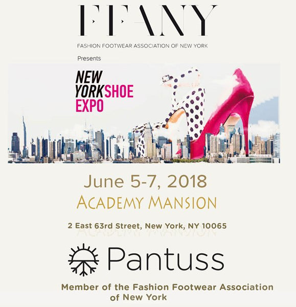 New York Shoe Expo - 5-7, 2018