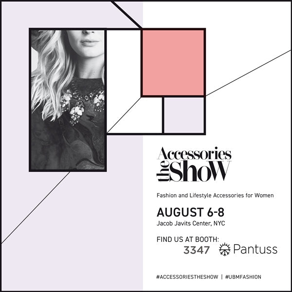 Accessories the show - August 6-8, NYC