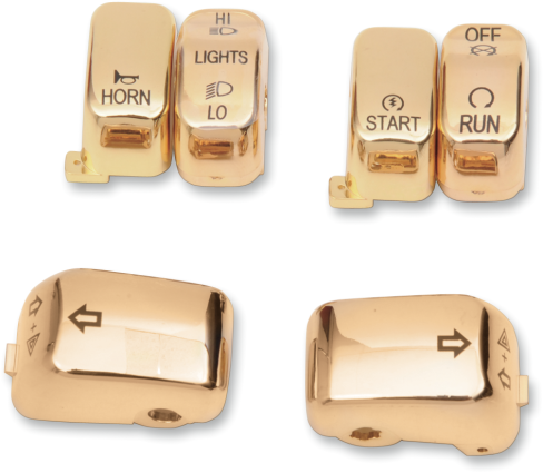 Gold Switch Cap Kit